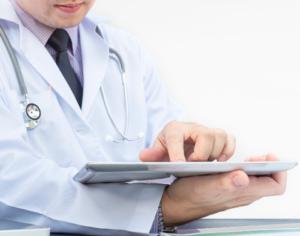 medizinwelten-services – Medical Content für jedes Medium – bewegte Bilder – Bewegte Bilder auf dem Tablet